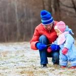 冬しかできない、親子の想い出づくり! アウトドア編
