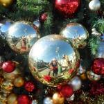 家族で行く! クリスマスのディズニーランド