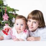 まだ間に合う! 家族みんなでクリスマス飾りつけ