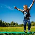 【6才~】ちびっこマラソンは子どもの健康によい? 家族で走ってみよう!